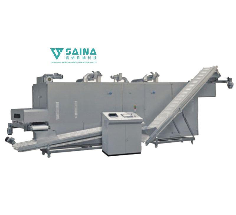 SNKX-W 往复式烘干机
