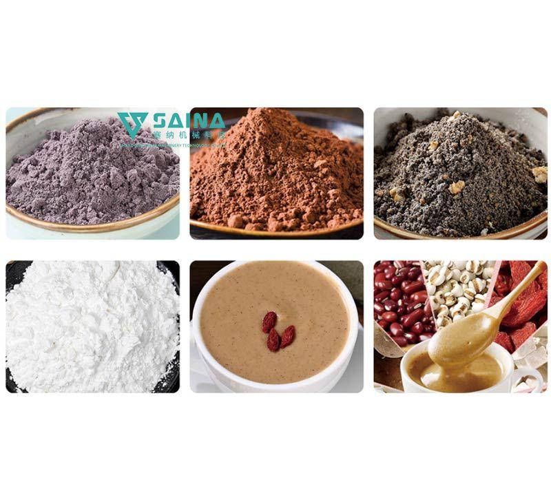 变性淀粉预糊化淀粉方案及生产线