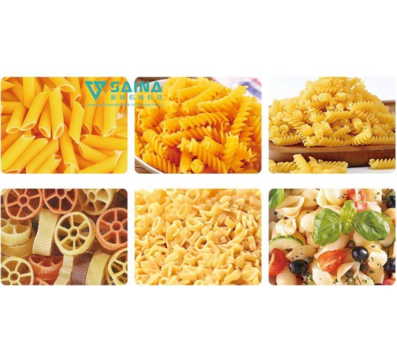 意大利粉空心粉方案及生产线